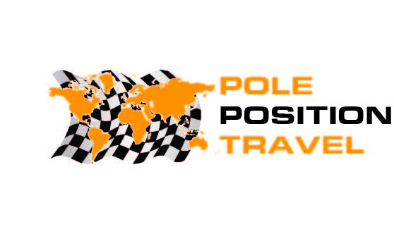 Pole Position Logo - center